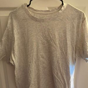 Urban Outfitters Distressed Plain T-Shirt